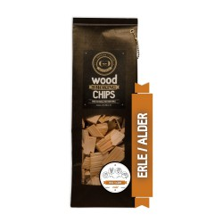 Wood Smoking Chips / Erle