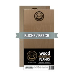 Wood Grilling Planks / Buche